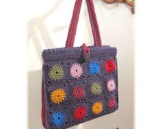 Crochet Bag Pattern Sportina Tegoline by by NTmagliaCrochet