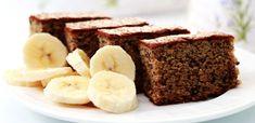 chleb bananowy (mąka migdałowa)