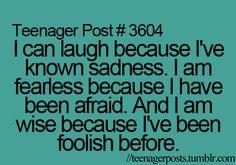 laugh at life quotes | life, laugh, love, pretty, quotes - inspiring picture on Favim.com