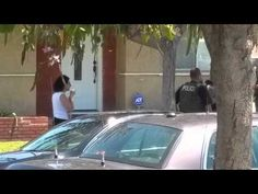 SHOCK VIDEO: Cop Armed with an AR-15 Charges at Woman Filming Police, Smashes Her Phone | The Free Thought Project