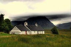 Black Rock, Scottish Highlands