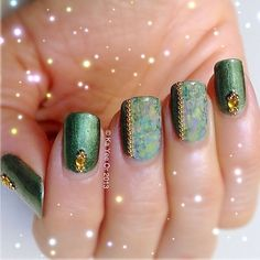 NailCall: Holographic Hues Perfect for New Year's Nails   Beauty High