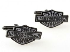 Motorcycle Logo Fashion Novelty Cuff Links Biker Auto Series with Gift Box - Fashion Boxing - Ideas of Fashion Boxing Motor Harley Davidson Cycles, Harley Davidson Logo, Harely Davidson, Men Logo, Motorcycle Logo, Wedding Gifts For Groomsmen, Vintage Theme, Vintage Shirts, Cufflinks