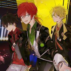 【ディアヴォーカリスト THE BEST Rock Out!!! #2】TYPE:B(エーダッシュ・ジュダ・ユゥ) Rejet, Persona 5 Joker, Avatar Couple, Save Image, Game Character, Beautiful Boys, Album, Vocaloid, Anime Guys