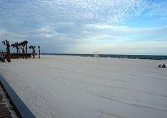 Gulf Shores - a beautiful Alabama beach