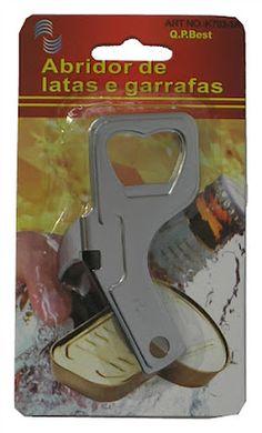 512426 ABRIDOR GARRAFA/LATA Q P BEST INOX K703-1A