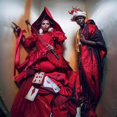 With an all-star cast including @djimon_hounsou and @rupaulofficial the 2018 @pirelli calendar is a fantastical retelling of Alice in Wonderland for the modern age. It also marks the brands first all-black cast since 1987. Tap the link in our bio to see more. Photographed by #TimWalker. via VOGUE MAGAZINE OFFICIAL INSTAGRAM - Fashion Campaigns  Haute Couture  Advertising  Editorial Photography  Magazine Cover Designs  Supermodels  Runway Models