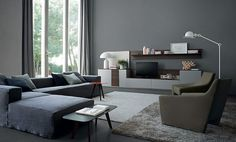plush-sectional-sofa-and-ergonomic-wall-unit-shape-this-elegant-living-room