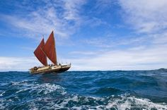 The voyaging canoe Hokulea received a generous donation this week as she continues on her journey around the world.