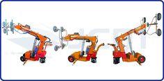 Robots de acristalamiento