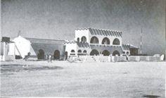 Antiguo aeropuerto Simón Bolívar año 1950 #SantaMartaDelAyer