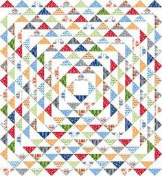 Cabana - Quilt Pattern