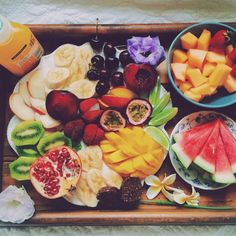 king-courage: Guys. I think I went overboard. I mean how much fruit can two smallish women eat?