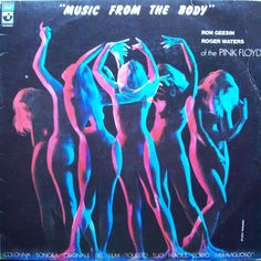 Roger Waters/Ron Geesin - Music from the Body (Harvest; 1970)  Obscure solo LP by Pink Floyd's Roger Waters.  This issue from Italy has a unique cover. #records #vinyl #albums #LP
