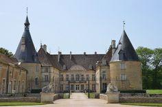 Commarin - Le château
