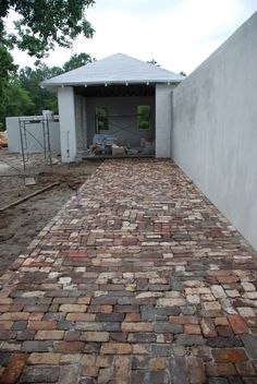 old brick surface