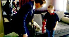 Robert Downey Jr. recently appeared in a video where he delivered a 3D printed bionic iron man arm to a 6-year-old who doesn't have an arm.