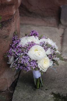 Wedding Bouquet Is it possible not to be completely awestruck by this dreamy lilac wedding at The Citadel in the United Kingdom? - Is it possible not to be completely awestruck by this dreamy lilac wedding at The Citadel in the United Kingdom? Lilac Wedding Flowers, Bridal Bouquet Coral, Lilac Bouquet, Wedding Flower Guide, Purple Wedding Bouquets, Flower Bouquet Wedding, Wedding Ideas, Flower Bouquets, Wedding Planning