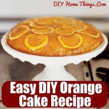 Inch Orange Sponge Cake Recipe Delia