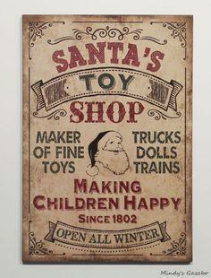 1000+ images about Santa's wonderful workshop on Pinterest ...