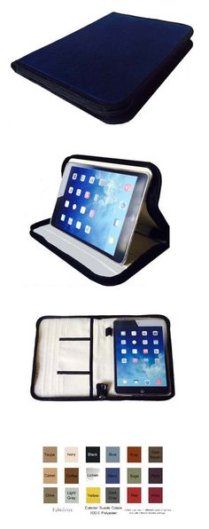 When function meets elegance, your tablet rides safely in style! Available for iPad Air, iPad 2, 3, 4 and iPad Mini!