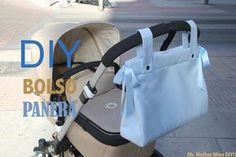 DIY Cómo hacer bolso panera para el carrito del bebe (patrones gratis)   Aprender manualidades es facilisimo.com