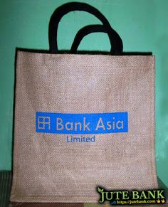 Jute Bank is a Jute Promotional Shopping Bag Supplier and Exporter in Bangladesh. We do export promotional Jute Shopping Bag for your company and business promotion. Contact us and get your FREE quote. Jute Products, Jute Shopping Bags, Jute Bags, Promotion, Reusable Tote Bags, Quote, Business, Free, Quotation