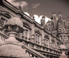 University of London - Royal Holloway College, London, Surrey, UK