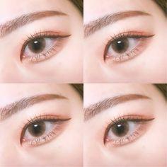 민정(minjung4568)'s style | 눈동자 색도 밝아지면서 , 눈을 더 또렷하게 만들어주는 렌즈 ! 눈도 안 건조해지고 착용감두 좋아서 이
