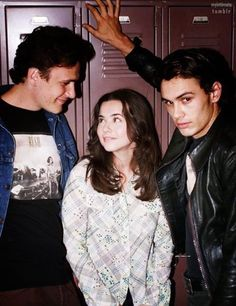 Freaks and Geeks. love this show <3