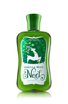 Vanilla Bean Noel Shower Gel - Signature Collection - Bath & Body Works