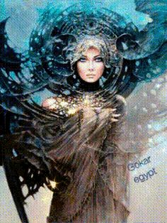 The perfect Girl Blink Enchantress Animated GIF for your conversation. Discover and Share the best GIFs on Tenor. Fantasy Male, Fantasy Women, Fantasy Girl, Alex Grey, Amazing Gifs, Fantasy Concept Art, Tile Art, Female Art, Art Dolls