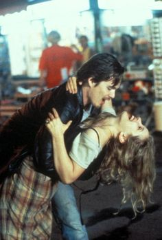 Ethan Hawke & Julie Delpy in Before Sunrise (1995)