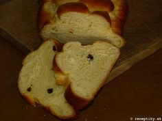 recept na domacu vianocku 15 Bread, Food, Deserts, Brot, Essen, Baking, Meals, Breads, Buns