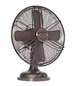 High Quality 7 Retro Electric Fans To Cool Down This Summer