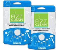 Fizz Clean |  1140+ As Seen on TV Items: http://TVStuffReviews.com/fizz-clean