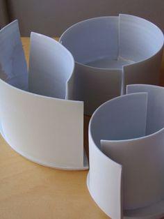 Sue Paraskeva re-assembled porcelain