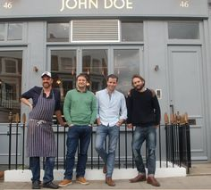 Almost opposite Snaps and Rye,  you'll find John Doe, run by 4 guys who share a  passion for sustainably sourced and wild British ingredients seeking to serve traditional dishes in a contemporary and accessible way.  Also uniquely gas free using ovens, grills and smoking units fuelled by sustainable English charcoal and wood from renewable forests.  Artisanal beer is given the same careful treatment.
