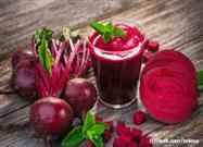 beetroot juice and fermented beet Kvass recipe