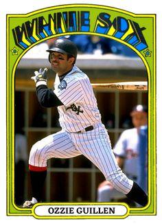 Baseball Socks, Baseball Cards, Chicago White Sox, Retro, Sports, Tops, Design, Baseball Players, Hs Sports