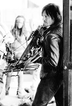 Oh daryl.... Stop being so sexy ...  No... I'm kidding ... Don't stop .... Ever.