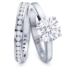 This is my ring !  Round Diamond Solitaire Engagement Ring pferraris