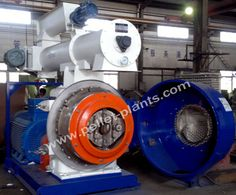 ring die pellet mill 01