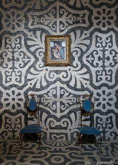 Mixture of styles - matrimonio villa litta - aer3 #InteriorDesign