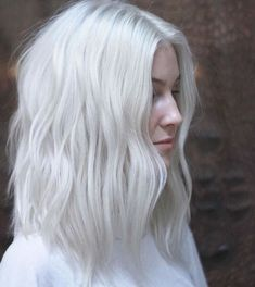 Image result for platinum hair with shadow roots