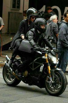Ducati Streetfighter S -  Wall Street