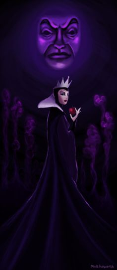 Evil Queen-Snow White and the Seven Dwarfs