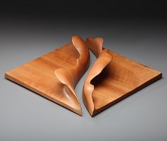 Holly Tornheim, Wood Sculpture & Art for the Table—Sculpture Wooden Art, Wood Wall Art, Abstract Sculpture, Sculpture Art, Plywood Art, Woodworking Inspiration, Wood Carving Art, Stone Sculpture, Wood Creations