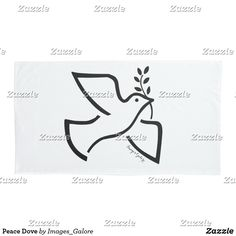 Peace Dove Pillow Case Peace Dove, Pillow Cases, Vibrant Colors, Pillows, Classic, How To Make, Image, Collection, Derby