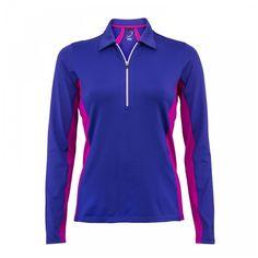 Anna Polo 0557L by Zero Restriction.  Buy it @ ReadyGolf.com Golf Rain Gear, Gore Tex Fabric, Womens Golf Shirts, Gore Tex Jacket, Rain Pants, Ladies Golf, Zero, Anna, Jackets